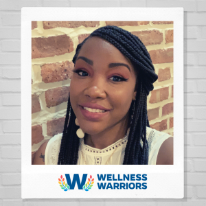February 2021 Wellness Warrior - Sabrina Debose